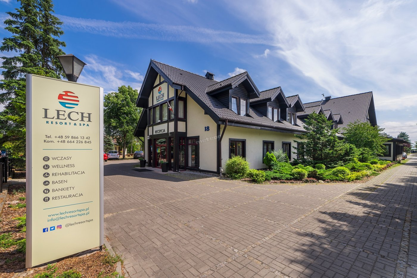 Lech Resort & Spa - Łeba